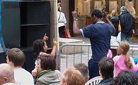 Manchester Jazz Festival Dancing Man