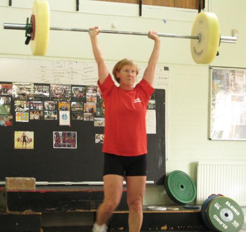 West Wythenshawe - Olympic Weightlifting from Crossfit - Larraine