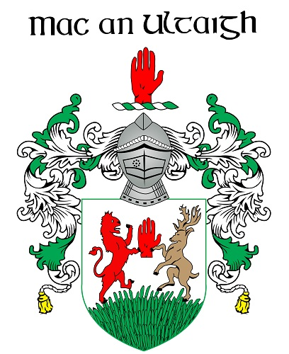 McNulty Family Coat of Arms