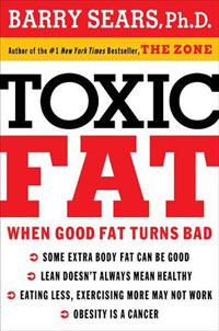 Barry Sears Toxic Fat Book Review