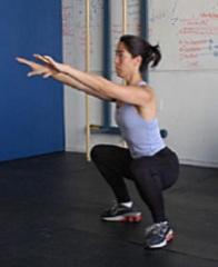 CrossFit Air Squat
