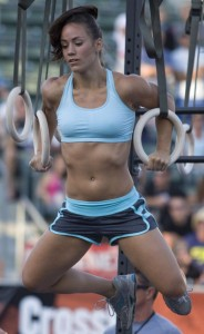 crossfit games camille leblanc bazinet