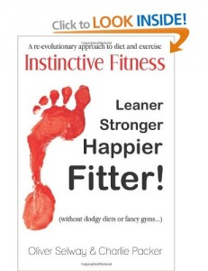 Instinctive Fitness Book by Oliver Selway